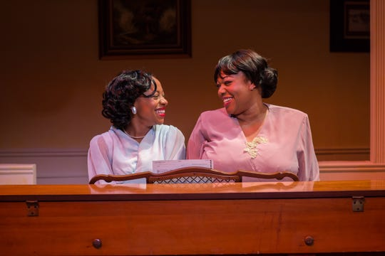 """Vermont Stage canceled its production of """"Marie and Rosetta"""" midway through its run, which was scheduled for March 4-22, 2020 at Main Street Landing in Burlington."""