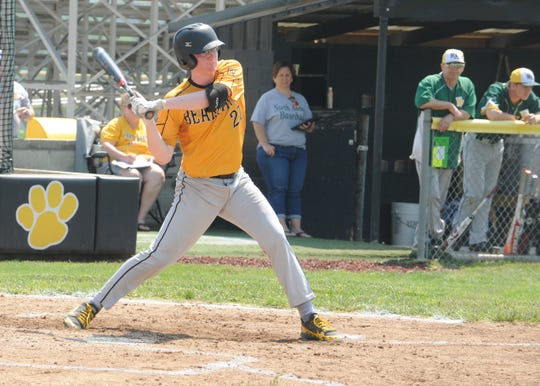 Paint Valley's Brock Blanton will be attending Eastern Kentucky University to continue his career.
