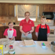 Emily Marrison with her children Julia, 10, and Nathan, 12, have been doing a series of Kids in the Kitchen cooking videos on Facebook Live. The classes through OSU Extension of Coshocton County are set to continue every Thursday through the end of the month.