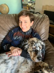 "Barbara Fisher became a known figure in Iowa thanks to her feature on the Netflix documentary ""Tiger King."" In several scenes of the documentary, she was joined by her English setter, Taran."