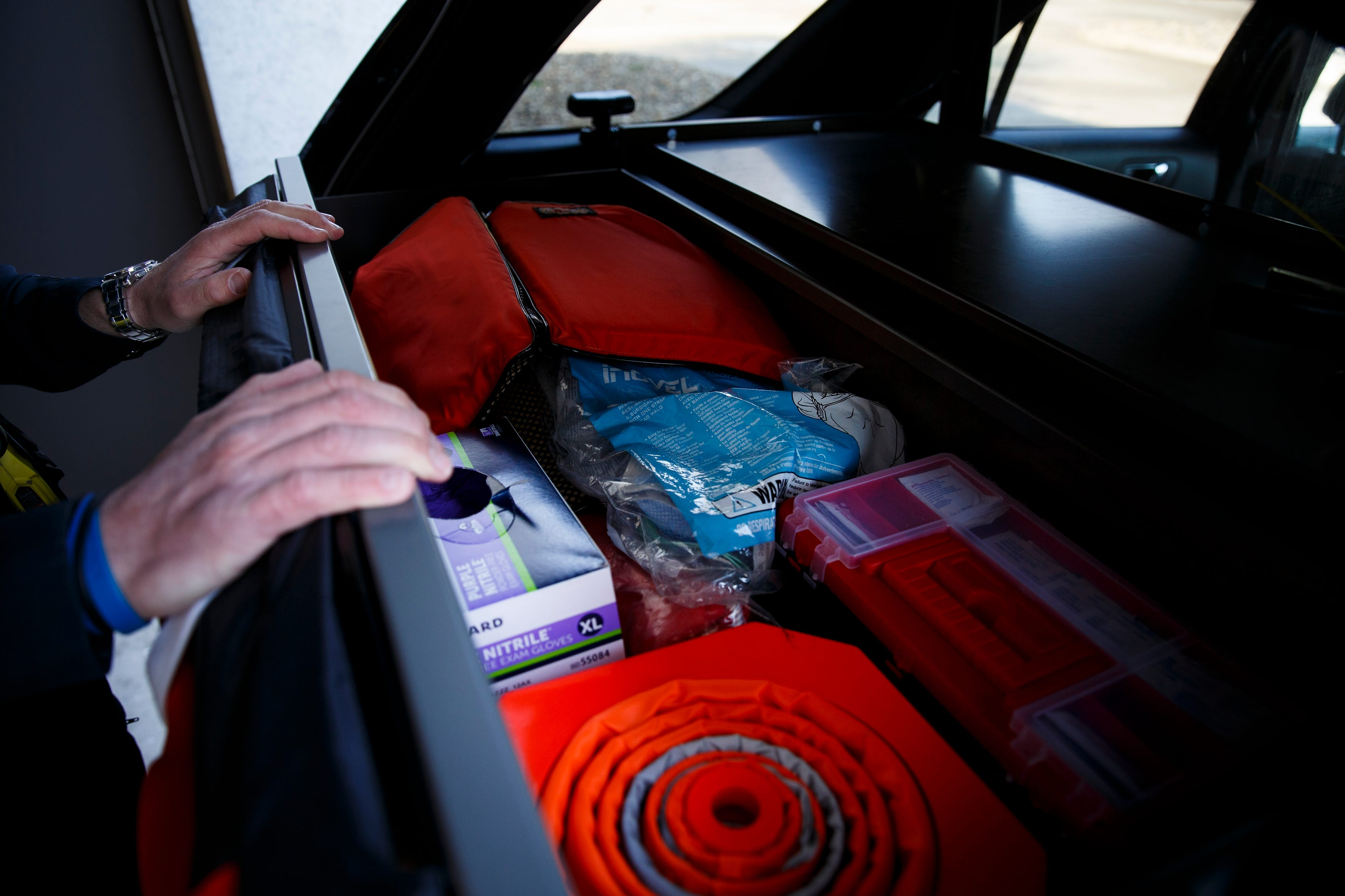 Des Moines police departments gear up for coronavirus