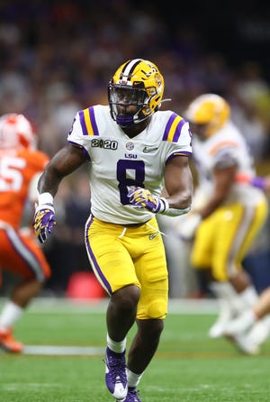 Patrick Queen is the latest in a long line of talented LSU linebackers.