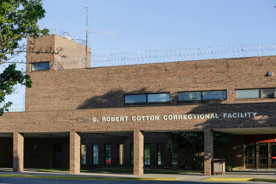 Administration Building at the G. Robert Cotton Correctional Facility on Thursday, June 8, 2017 in Jackson.