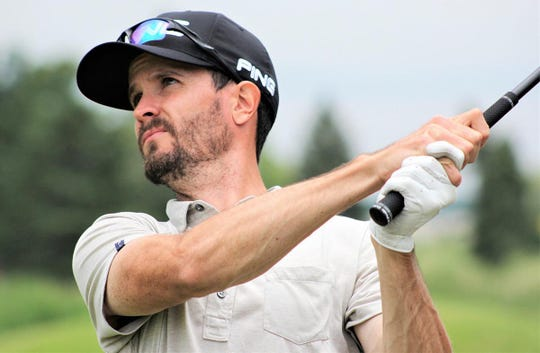Eric Lilleboe won the 2019 Michigan Open.
