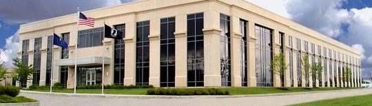 Atlas World headquarters in Evansville.