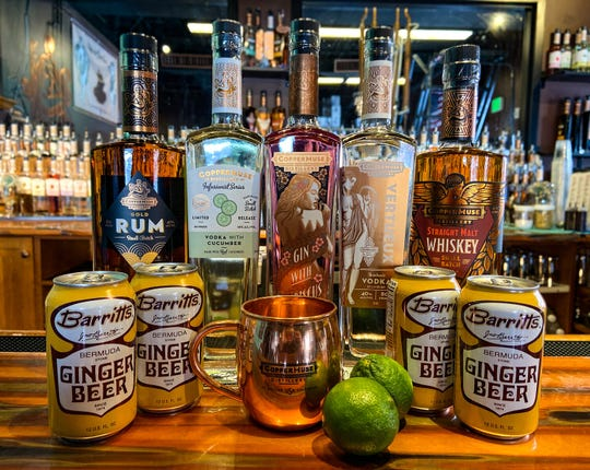 CopperMuse Distillery is now selling mule and other cocktail packages after being shut down for public dining and drinking last month.