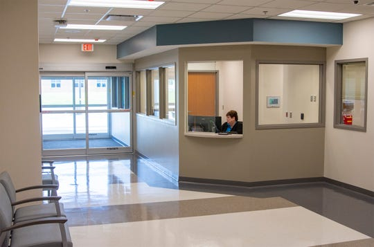 The staff at Methodist Health in Union County is ready to welcome patients in their new emergency department.