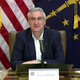 Governor Eric Holcomb gives his daily COVID-19 update.
