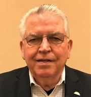 Fairfield County commissioner Dave Levacy