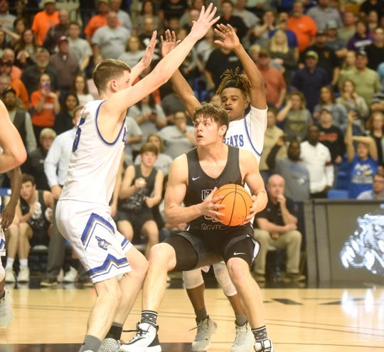 Izard County senior Justus Cooper was selected to the Arkansas Sports Media Basketball Super Team for the second straight season.