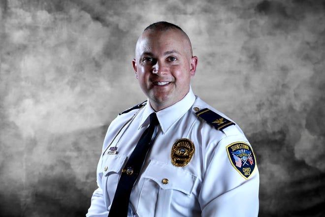 "Johnstown Police Chief Ibrahim ""Abe"" Haroon"