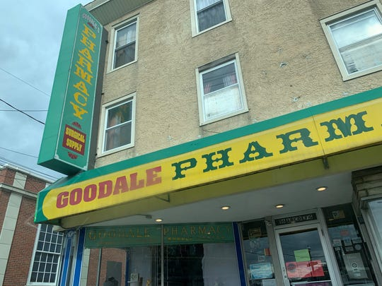 Goodale Pharmacy in Dover is temporarily closed. It expected to reopen April 3.