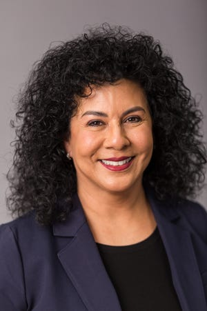 Former magistrate judge Susana Chaparro is a candidate for the District 4 seat on the Doña Ana County Commission.