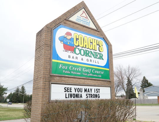 Coach's Corner decided to close for the month of April.