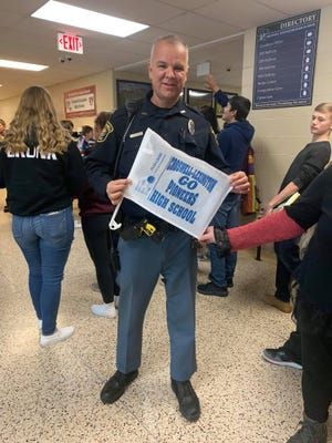 Croswell-Lexington School Resource Officer Erik Wurmlinger is hosting online concerts to raise money for either a family in need or another charitable organization, such as a food pantry.