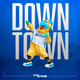 York Revolution mascot DownTown.
