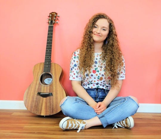 Elly Cooke, of York, is performing an online benefit concert on Saturday, April 4 with six other Pennsylvanian artists to benefit Camp Freedom.