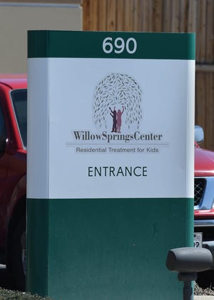 The Willow Springs Center April 1, 2020.