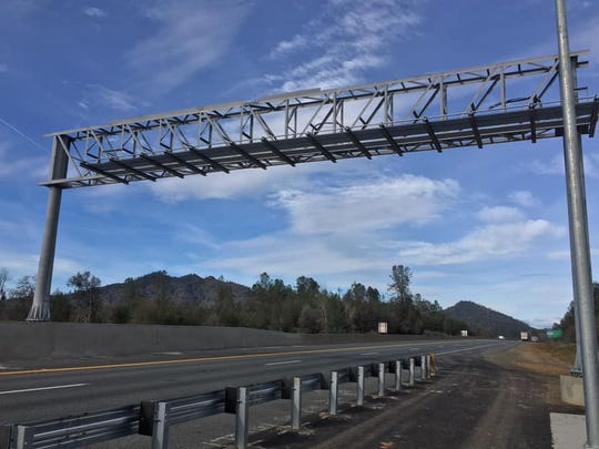 Caltrans will close northbound I-5 north of Redding intermittently starting Wednesday.