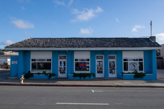 Lupita's Bakery, located in Seaside, Calif on March 31, 2020.