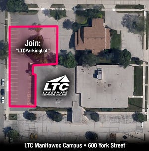 Free Wi-Fi is available in the parking lots of Lakeshore Technical College's Sheboygan and Manitowoc campuses.