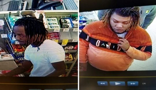 Police are seeking the identities of two men who are accused of stealing from Walgreens, located in the 700 block of Pierremont Road. The theft was reported on March 13, 2020.