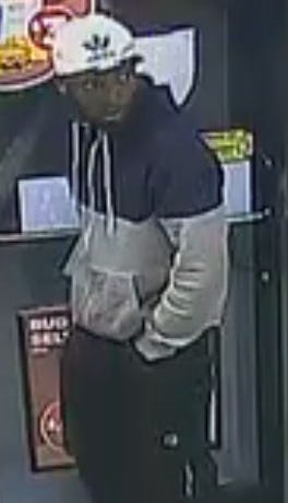Shreveport detectives are asking for help in identifying a suspect of a robbery reported at a business in the 7700 block Pines Road on Tuesday, March 31, 2020.