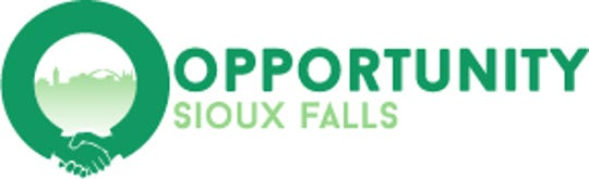 Logo for Opportunity Sioux Falls