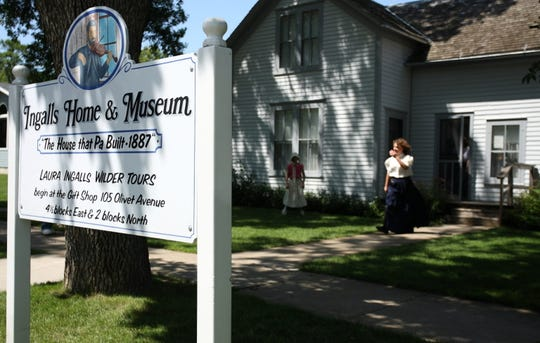 As of early April, the Ingalls Home & Museum in De Smet was closed due to concerns over the COVID-19 pandemic, and was one of many South Dakota attractions shuttered because of the virus.