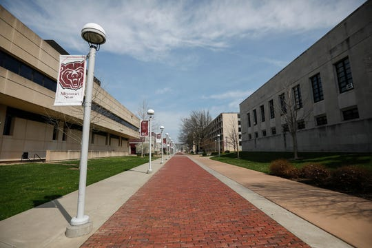 Missouri State University closed their campus in a measure to help stop the spread of the COVID-19 virus.