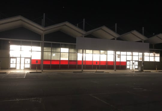 Answer Man:  Why do they keep the lights on all night at the former CVS at 1735 S. Glenstone Ave?