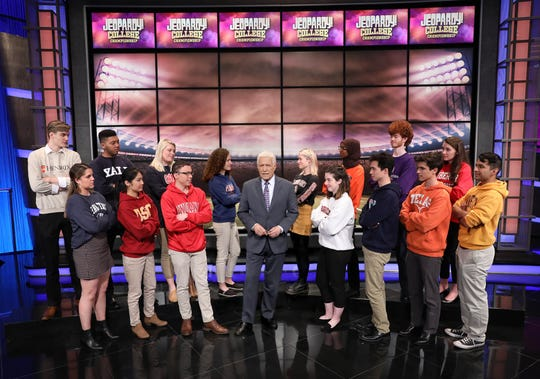 "The ""Jeopardy!"" College Championship is 10-day special event featuring 15 of America's sharpest students. The winner claims the $100,000 grand prize and a berth in the next Tournament of Champions."