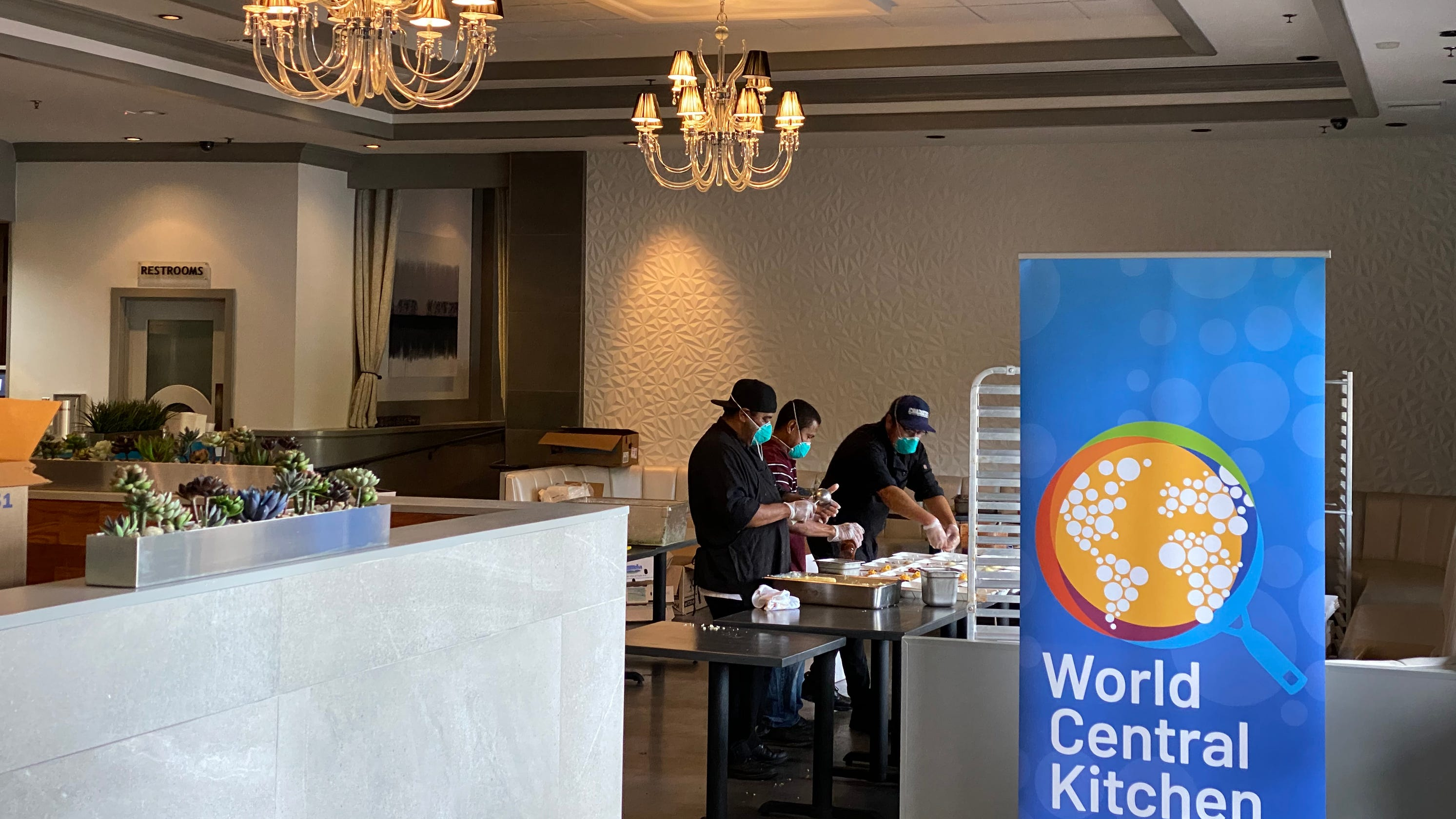 World Central Kitchen teams with Ventura County restaurants to feed hospital workers