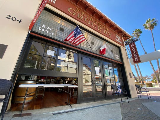Located in the historic Peirano's Grocery building in downtown Ventura, Peirano's Market & Delicatessen was one of the first restaurants in the region to offer pantry items in response to the COVID-19 crisis.