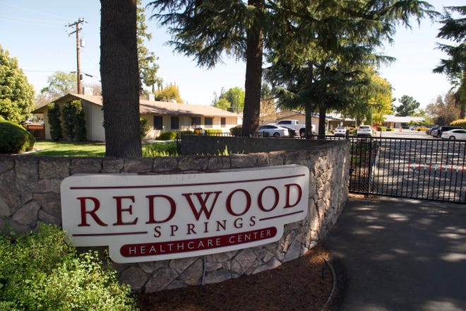 A COVID-19 outbreak at Visalia nursing home infected  eight people, including six seniors.
