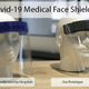 Wausau Coated is manufacturing materials that are assembled into face shields like these and shipped across the country for medical workers or others who are in need of such supplies during the coronavirus pandemic.