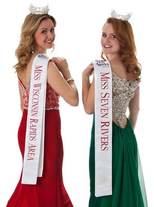 Morgan Simon and Tianna Vanderhei will be the new co-directors of the Miss Wisconsin Rapids Organization.