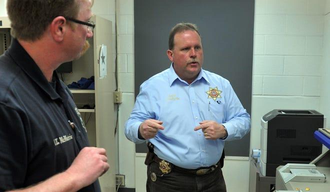 Wichita County Sheriff David Duke