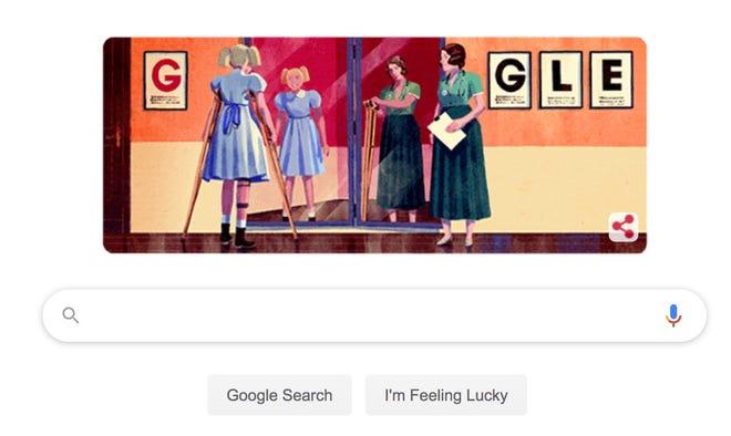 Dame Jean Macnamara Google Doodle Honors Australian Doctor