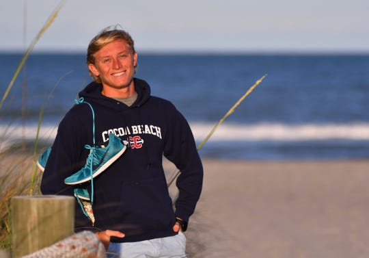 Kai Cheatham, the team captain for the cross country and track teams at Cocoa Beach Jr/Sr High School, talks about life interrupted during his senior year. Due to the new coronavirus, he and the class of 2020 will miss the prom and grad night, among other rites of passage.