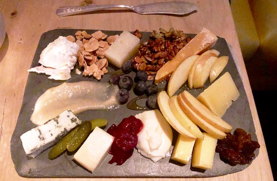 The Master Cheese Board from Talula's Garden.