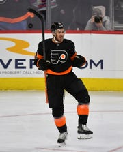 Kevin Hayes moved back to his native Boston shortly after the NHL paused its season. He's had plenty of time to ponder his first season with the Flyers.