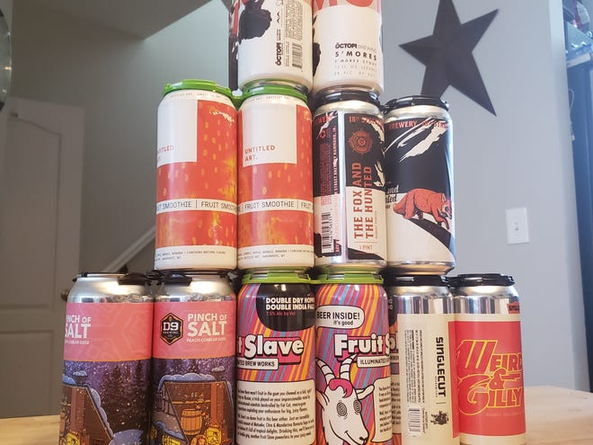 Adena Distributing offers 'quarantine kits' of some of its popular beers.