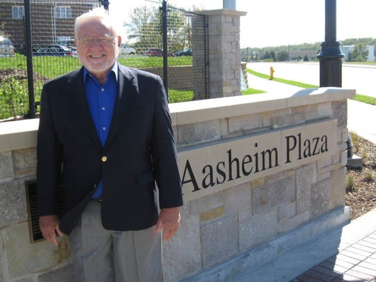 Les Aasheim, a longtime educator who served as the mayor of Clive from 2001 to 2009, died on March 29, 2020, at age 82, Mayor Scott Cirksena said.