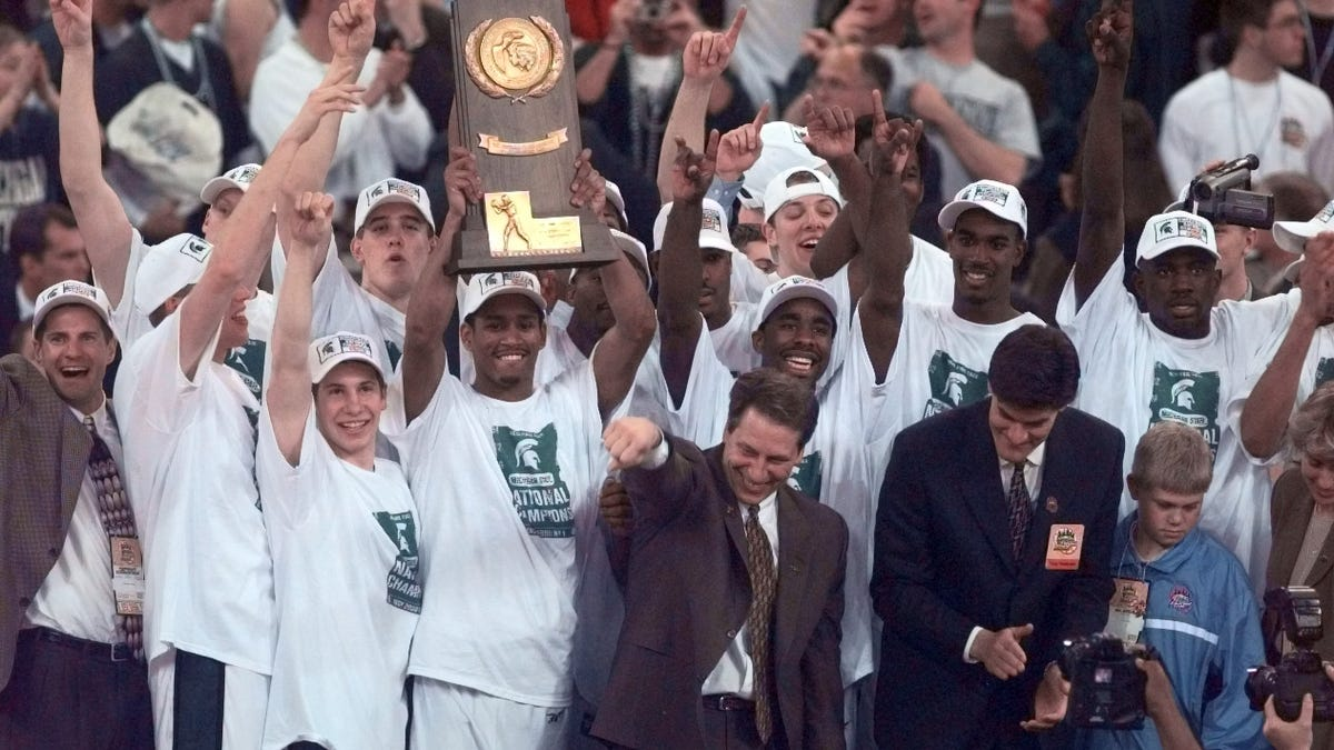 You Knew That We Were Gonna Win Spartans Reminisce On 20th Anniversary Of 2000 Title