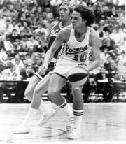 Don Buse with the Pacers
