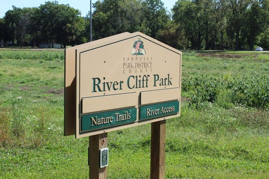 River Cliff Park is closed to vehicle traffic through at least May 1 but remains open to pedestrians.