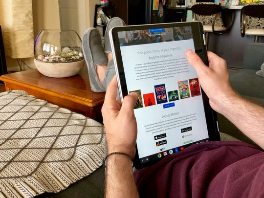 The Lee County Library System has expanded its digital services and resources.