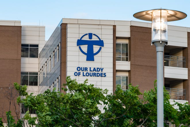 Our Lady of Lourdes. Tuesday, March 31, 2020. S
