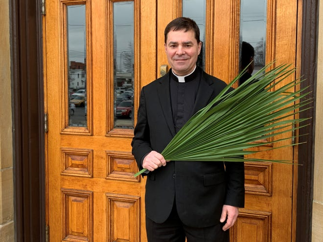 Father Thomas Buffer of St. Mary Catholic Church in Marion.